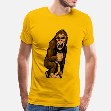 Rampage George - Men's Premium T-Shirt