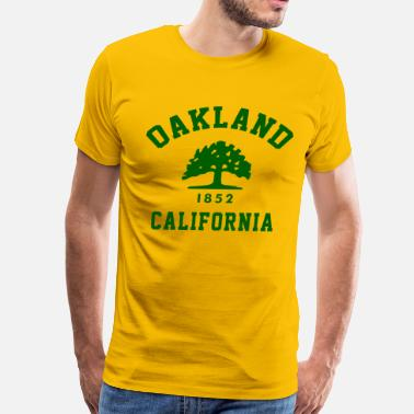 Athletics oakland california - Men's Premium T-Shirt