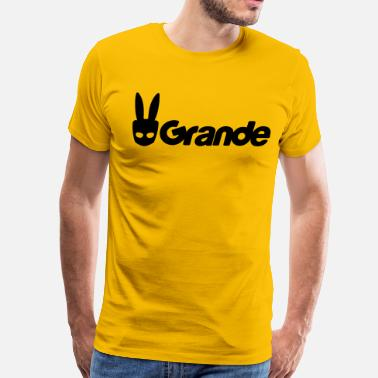 Grandness grande - Men's Premium T-Shirt