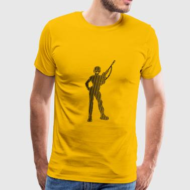 Soldier soldier - Men's Premium T-Shirt