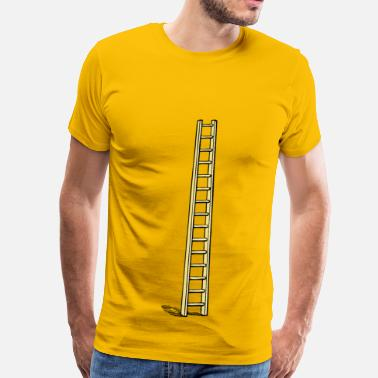 Ladder Tall Ladder - Men's Premium T-Shirt