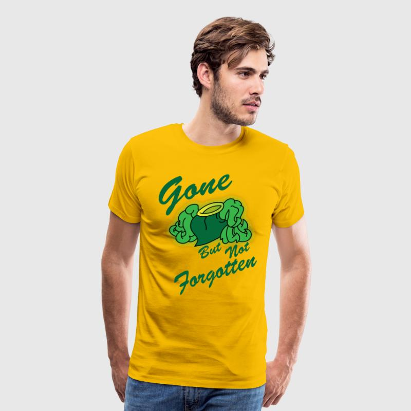 gone but not forgotten 3 - Men's Premium T-Shirt