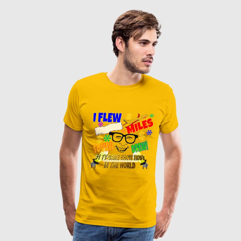Game Show - TPIR (The Price Is...) I Flew - Men's Premium T-Shirt
