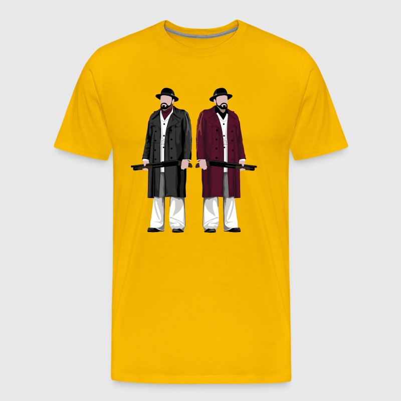 The Kitchen Brothers (FARGO) - Men's Premium T-Shirt