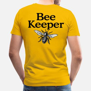 Beekeeper Beekeeping Quotes Beekeeper - Men's Premium T-Shirt
