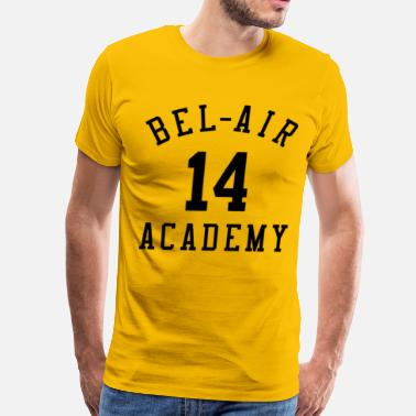 Fresh Prince Fresh Prince: Bel-Air Academy Basketball - Men's Premium T-Shirt