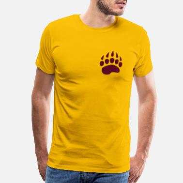 Claw Bear Claw - Men's Premium T-Shirt