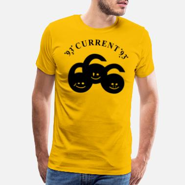 93 current 93 - Men's Premium T-Shirt