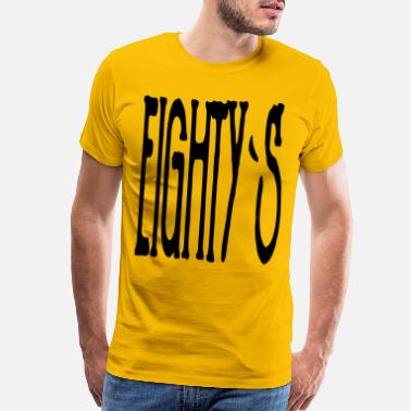 Eighty eightys - Men's Premium T-Shirt