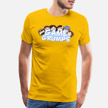 Egoraptor Game Grumps - Men's Premium T-Shirt