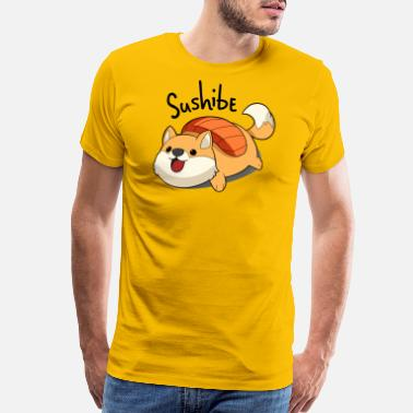 Japanese Sushibe - Men's Premium T-Shirt