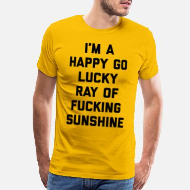 9c2adff63ac Spring Ray Of Sunshine Funny Quote - Men s Premium T-Shirt