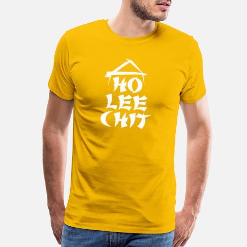 645661d711e48 HO LEE CHIT Men s Premium T-Shirt