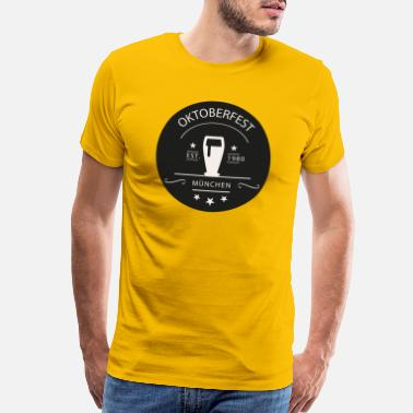 October Oktoberfest Oktoberfest - Men's Premium T-Shirt