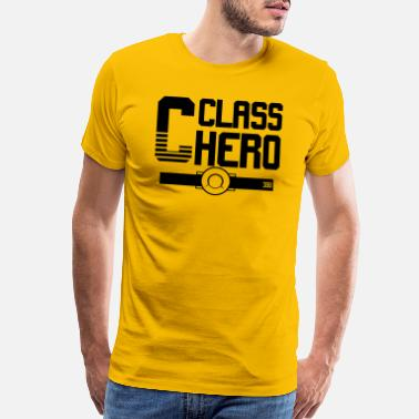 Punch C-Class Hero - Men's Premium T-Shirt