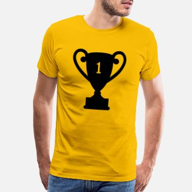 Trophy trophy - Men's Premium T-Shirt
