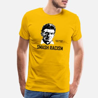 John Brown SMASH RACISM - JOHN BROWN - Men's Premium T-Shirt