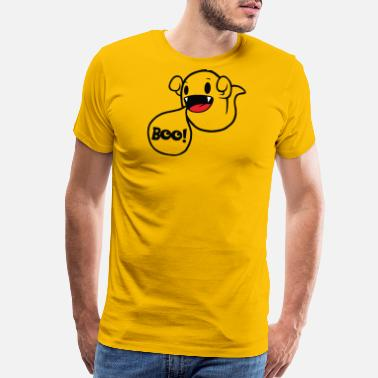 Ghost Bc Boo fly T shirt Ghost graphic Tee Shirts, Tops - Men's Premium T-Shirt