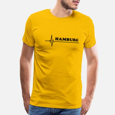 Hamburg Hamburg - Men's Premium T-Shirt