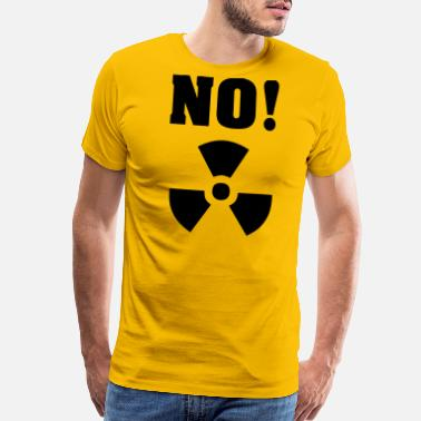 Nuclear Power No Nuclear Power - Men's Premium T-Shirt