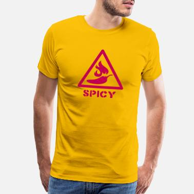Spicy spicy - Men's Premium T-Shirt
