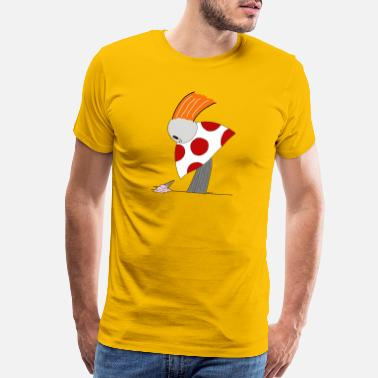 Have You Tried Mushroom Guy Tries to Eat Ice Cream 1 - Men's Premium T-Shirt