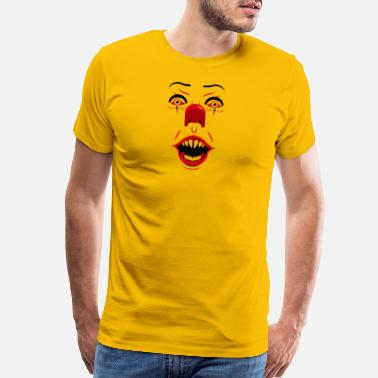 New Design The Clown IT Stephen King Best Seller - Men's Premium T-Shirt