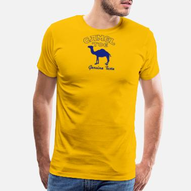 Camel Cigarette Camel Toe cigarette - Men's Premium T-Shirt