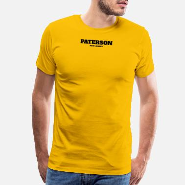 Paterson NEW JERSEY PATERSON US EDITION - Men's Premium T-Shirt