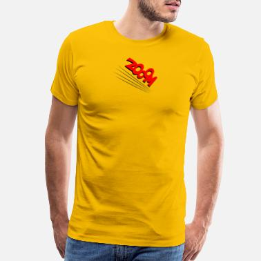 Zoom zoom - Men's Premium T-Shirt