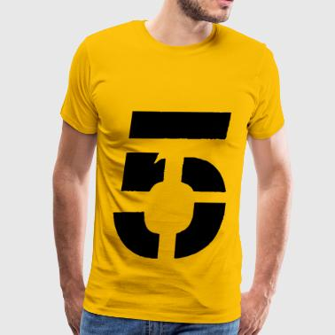 FIVE - Men's Premium T-Shirt