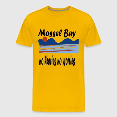 no hurries no worries - Men's Premium T-Shirt