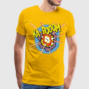 KaBooom Comics - Men's Premium T-Shirt