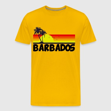 Barbados - Men's Premium T-Shirt