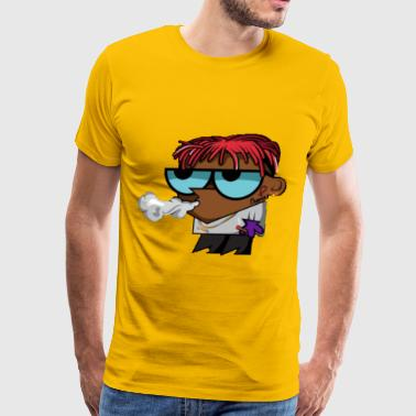 Dexters laboratory smoking tee - Men's Premium T-Shirt
