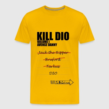 Kill Dio | Volume I - Men's Premium T-Shirt
