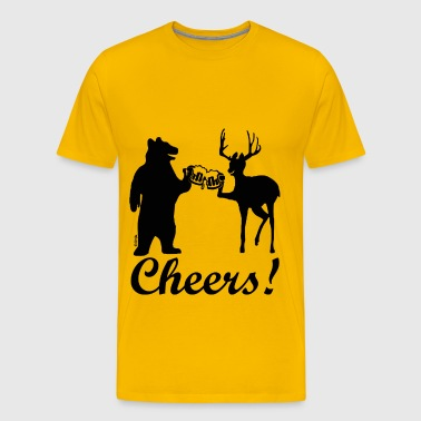 Cheers ! - Men's Premium T-Shirt