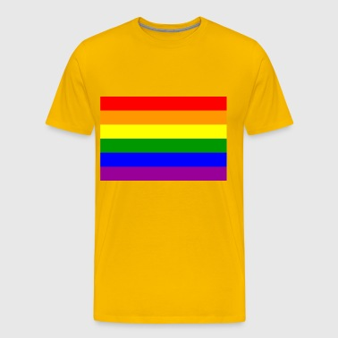 Gay Pride Flag - Men's Premium T-Shirt