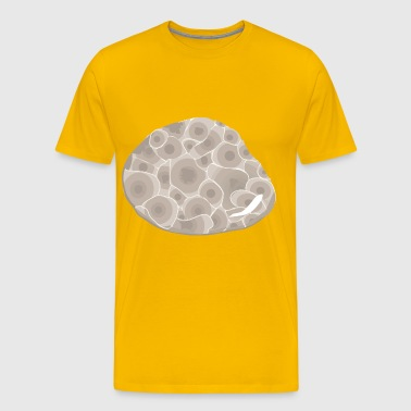 Petoskey Stone - Men's Premium T-Shirt