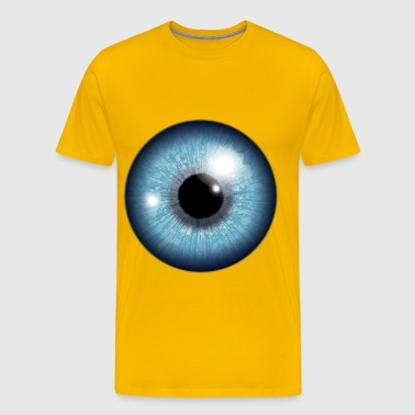 eye, akis - Men's Premium T-Shirt