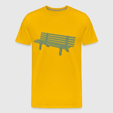 Bench - Men's Premium T-Shirt