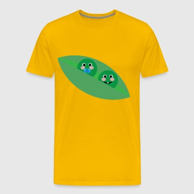 Two Peas In A Pod 5 - Men's Premium T-Shirt