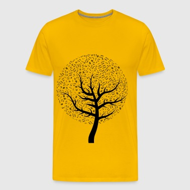 Music Tree - Men's Premium T-Shirt
