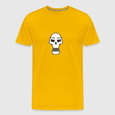 arrogant skull - Men's Premium T-Shirt