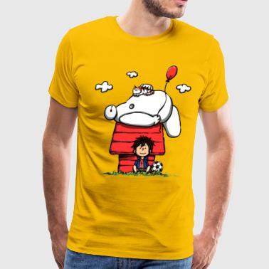 Good Grief Hiro - Men's Premium T-Shirt