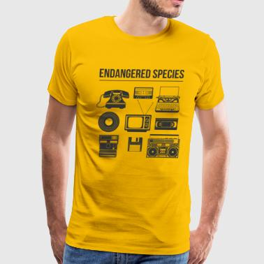 Endangered Species - Men's Premium T-Shirt