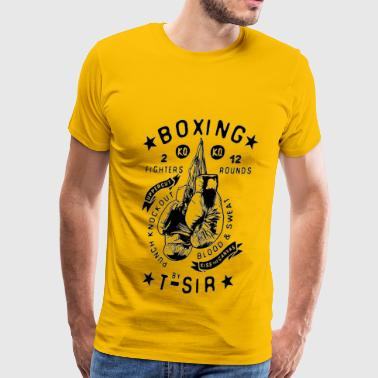Boxer's t-shirt trending latest - Men's Premium T-Shirt