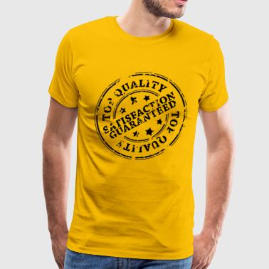 satisfaction - Men's Premium T-Shirt