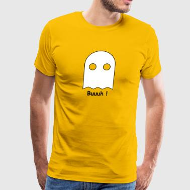 White Ghost T-Shirt - Men's Premium T-Shirt