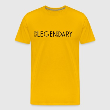 legen...dary - Men's Premium T-Shirt